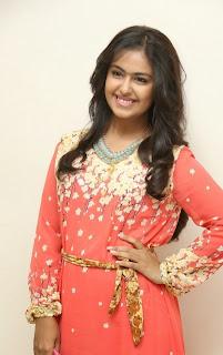 Actress Avika Gor Latest Picture Gallery at Lakshmi Raave Maa Intiki Trailor Launch 68