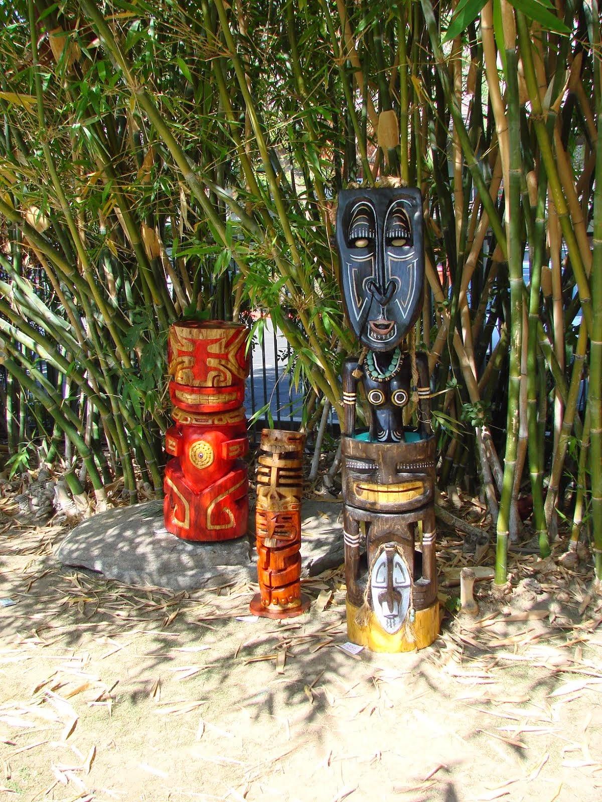 Also bamboo.