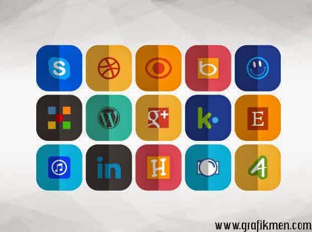 ikon indir,sosyal ikonlar indir