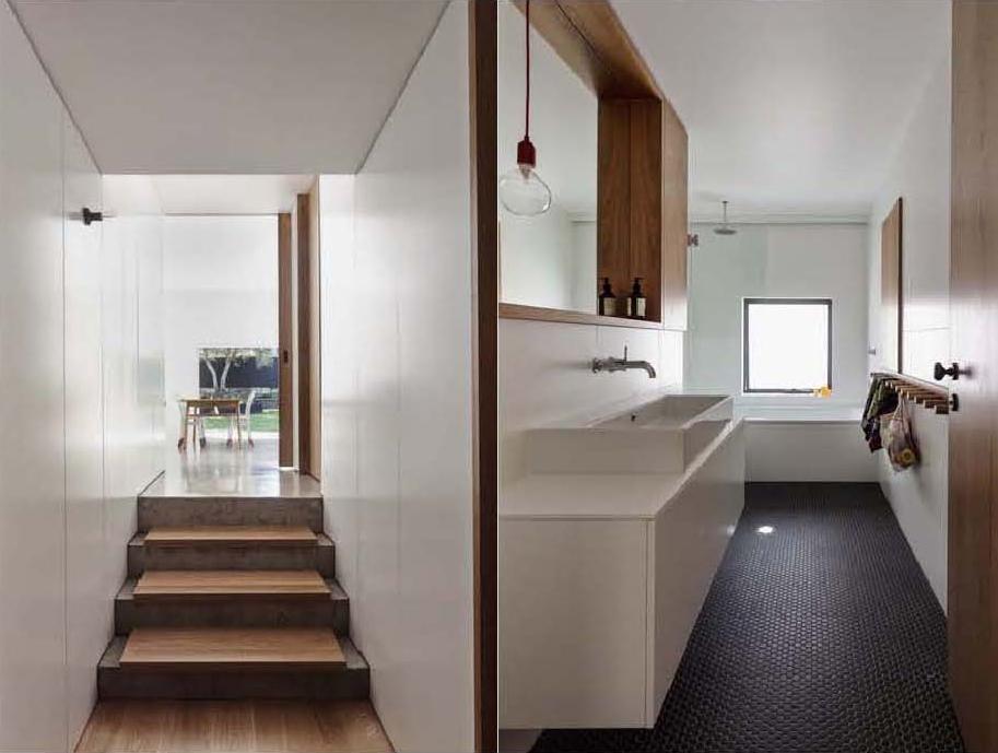 Despacios habitables house boone murray - Maison boone murray tribe studio architects ...