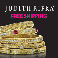 Enjoy free shipping on your Judith Ripka jewelry purchase