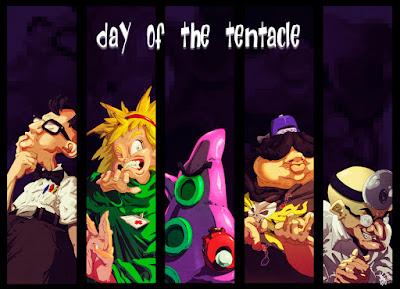 Fondo pantalla El día del tentáculo