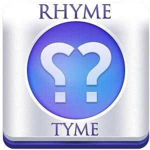 Rhyme Tyme - Word Game by Rosendahl Media