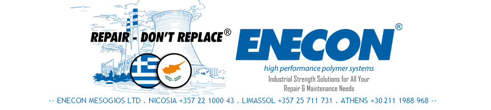 ENECON High Performance Polymers | Greece Cyprus