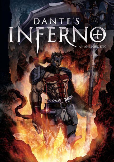 Resultado de imagen para dante's inferno anime español