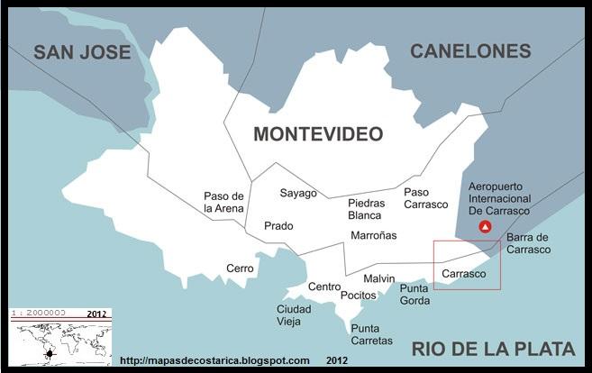 TIPOS DE MAPAS | MAPAS DE