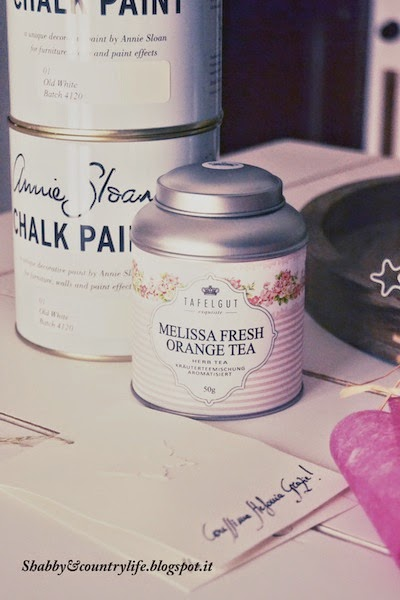 Melissa Fresh Orange Tea- Tafelgut