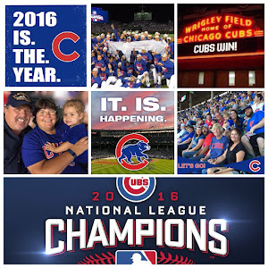 Yay Chicago Cubbies!!!