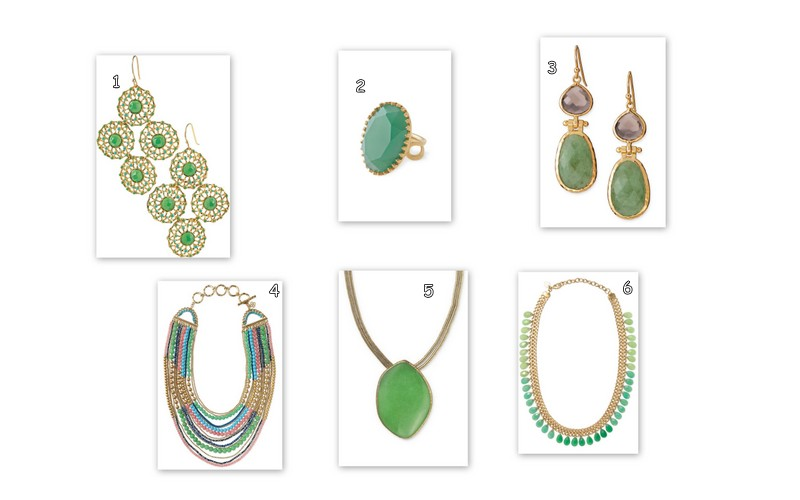 Green With Envy And Stella Dot Giveaway