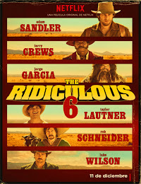 The Ridiculous 6 (2015) [Latino]