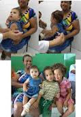 Administração da vacina Febre amarela, 9 meses