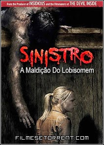 Sinistro - A Maldição do Lobisomem Torrent Dual Audio