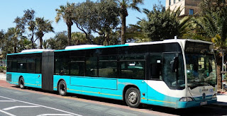 Autobús Arriva en Malta
