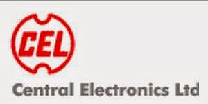www.celindia.co.in Central Electronics Limited Logo