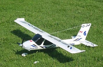Wilga 2000 RC Planes Images