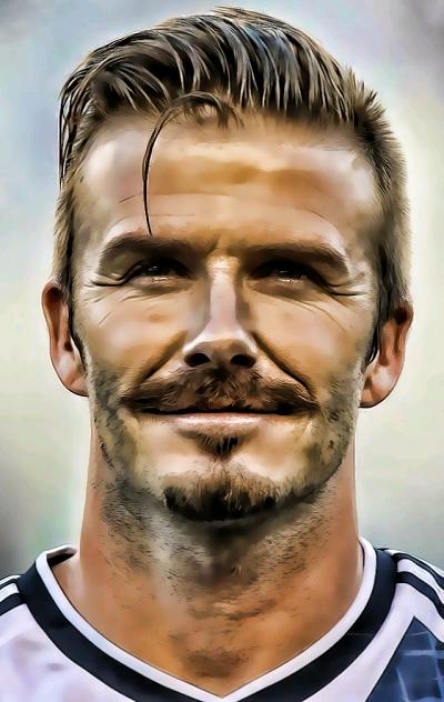 Chất lỳ như Beckham...mới khiến chị em phụ nữ xiêu lòng