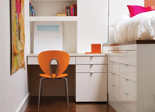 Balda hogar la importancia de la silla de escritorio en - Silla dormitorio juvenil ...