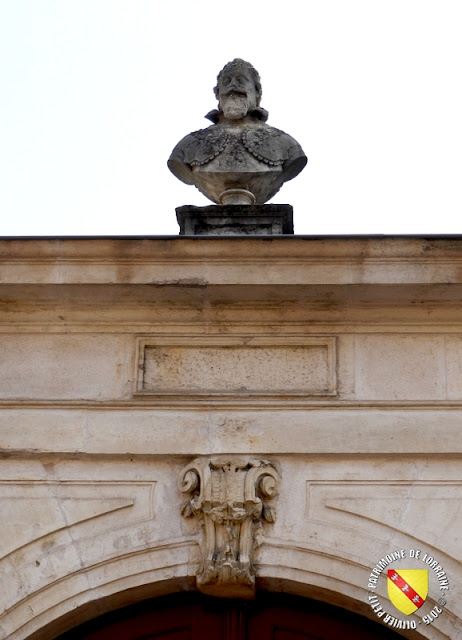 NANCY (54) - Rue Mably-Hôtel du Grand Doyen de la Primatiale