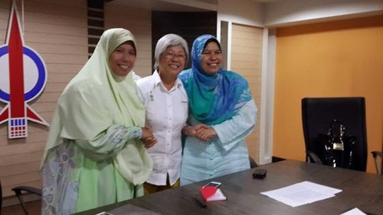 DIFFERENCES OF OPINION HAPPENS ANYWHERE!; BUT FACING UMNO IN ANY ELECTION ; PAS PKR DAP R SOLID !!!