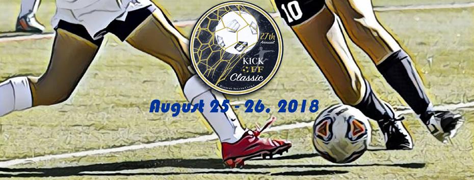 Roxbury Soccer Club Kickoff Classic