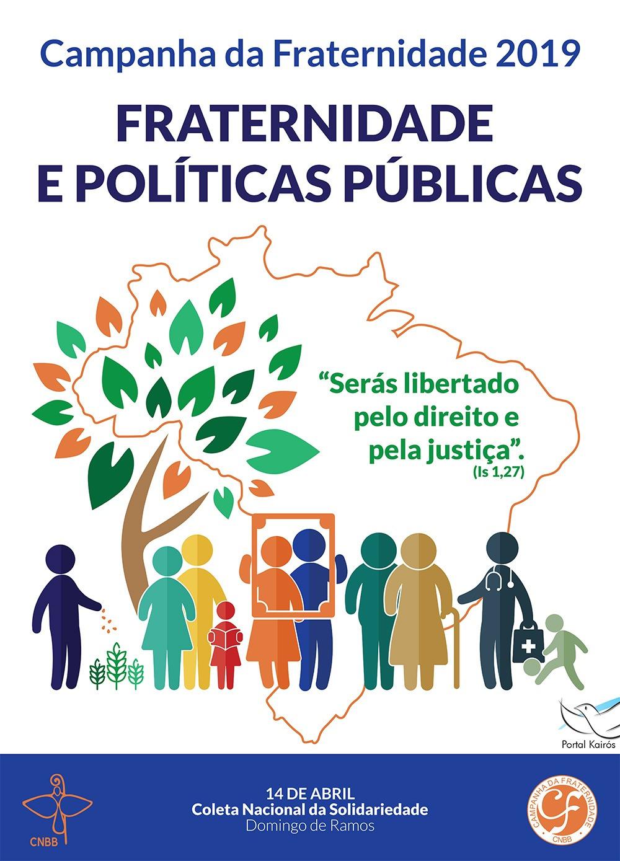 CAMPANHA DA FRATERNIDADE - 2019