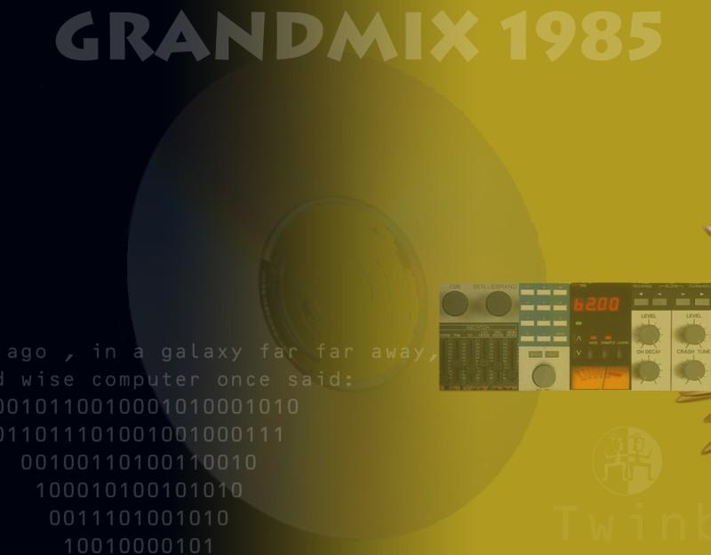 Ben Liebrand Sound Effects And Linndrum Fills