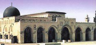 المسجد الأقصى المبارك، مسرى إمام الأنبياء وخاتم المرسلين عليه وعلى إخوانه الكرام الصلوات والتسليم: