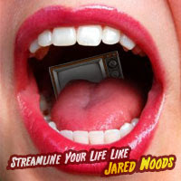 Streamline Your Life Like Jared Woods: If you must watch TV, eat your meal while you do so, or eat your TV