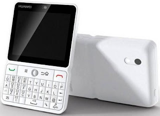QWERTY Touchscreen Android Phone Huawei IDEOS Chat