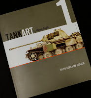 TANKART I - German armour book review