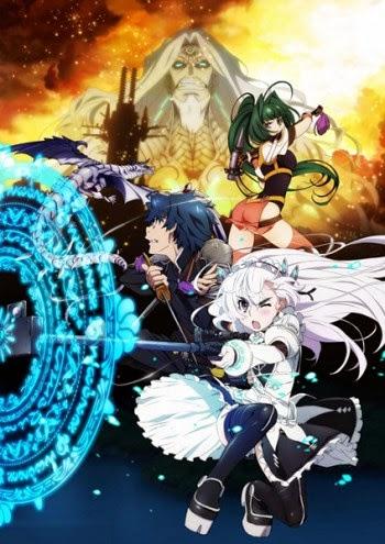 Hitsugi no Chaika: Avenging Battle Capitulo 8 Sub Español