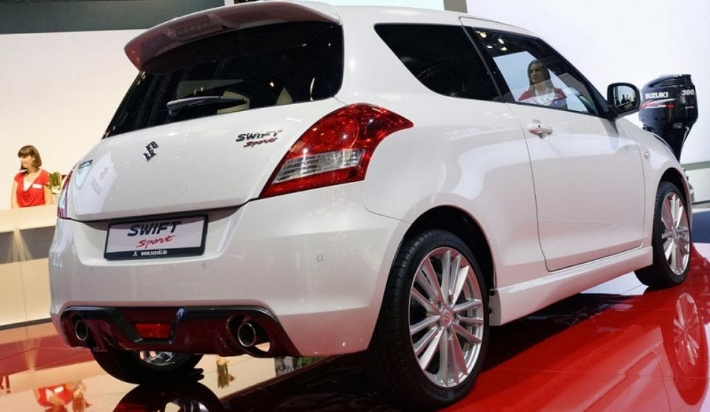 Maruti Suzuki Swift Sport car Wallpaper