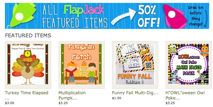 http://www.teacherspayteachers.com/Store/Flapjack-Educational-Resources