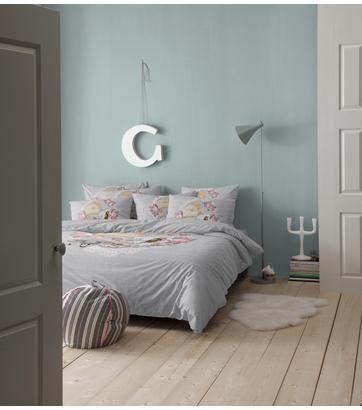 Moois en liefs slaapkamers - Kleur muur volwassene kamer ...