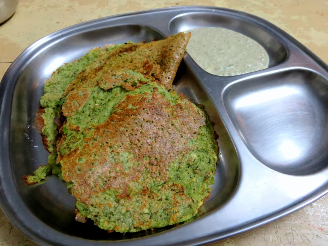 how to make variety dosa