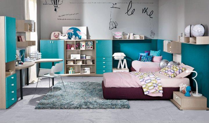 Bonetti camerette bonetti bedrooms immagini camerette for Camerette particolari