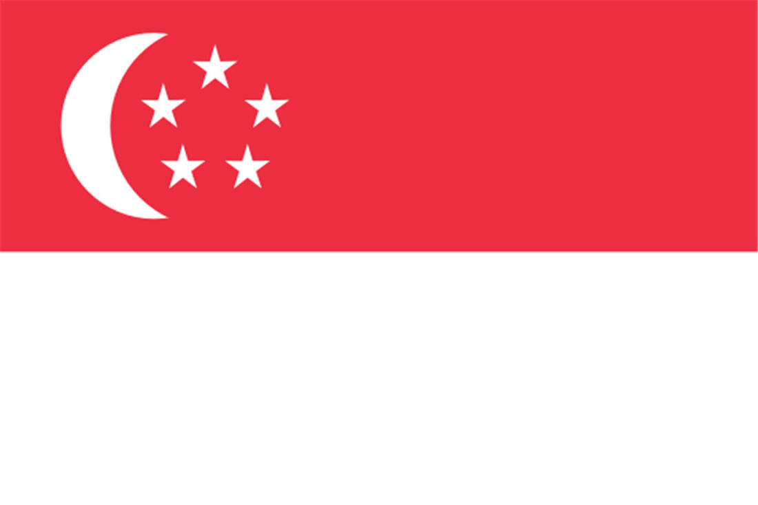 Just Pictures Wallpapers Singapore Flag