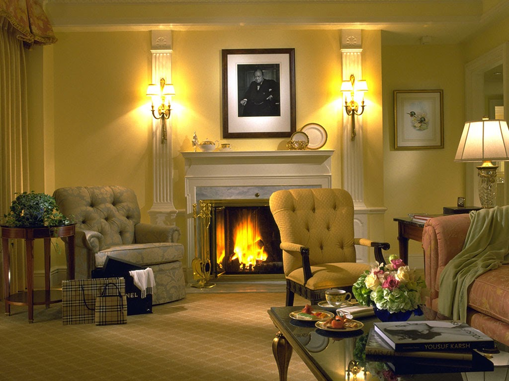 You May Be Wandering Fabulous Fireplaces In Hotel Rooms