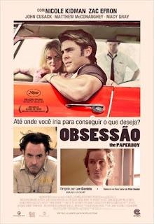 """Poster do filme """"Obsessão"""""""