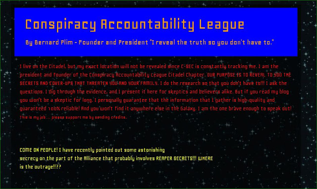 Conspiracy Accountability League