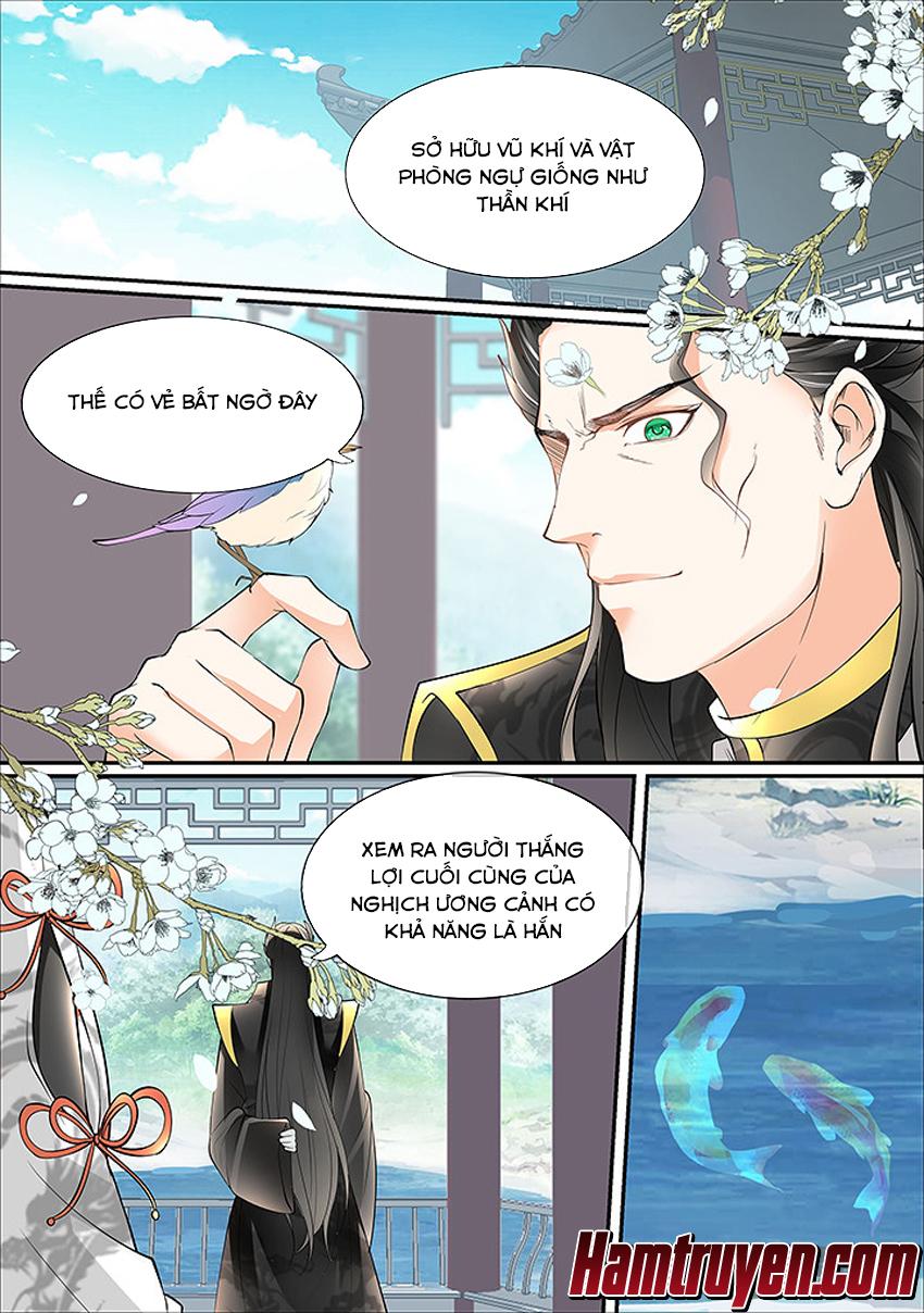 Tinh Thần Biến Chap 426 - Trang 2