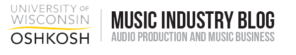 UW Oshkosh Music Industry Blog