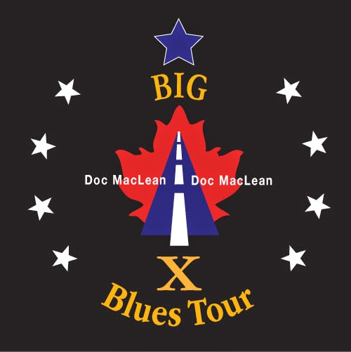 10th annual National Steel Blues Tour