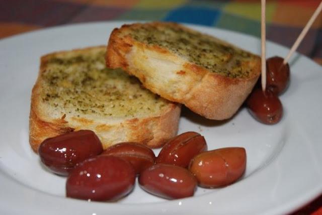 Ψωμί ριγανάτο στον φούρνο-mezedes-orektika-ορεκτικά-μεζέδες-μαγειρική-συνταγές-syntages