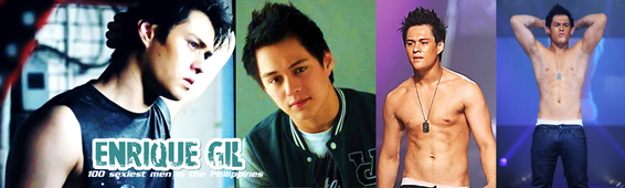 Enrique Gil hailed sexiest man in the Philippines