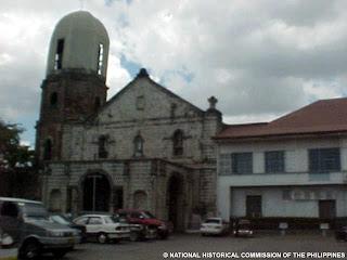 Immaculate Conception Parish Church (Simbahan ng Balayan, Lipa, Batangas