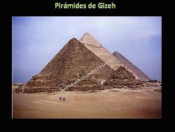 Pirámides de Gizeh