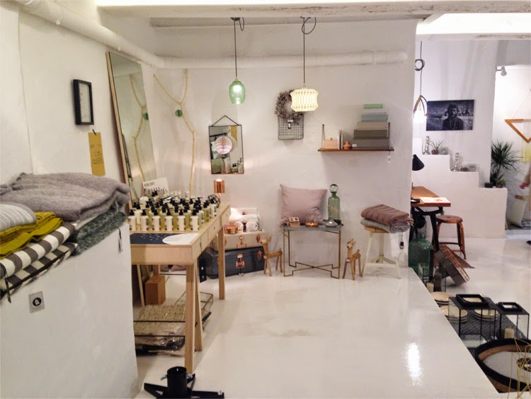 L'Igloo boutique deco scandinave - blog shopping Aix en Provence