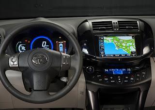 Gambar Kereta Toyota RAV4 EV Tahun 2013 ( 35 Gambar )