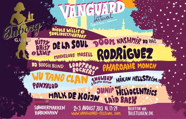 musik festival københavn